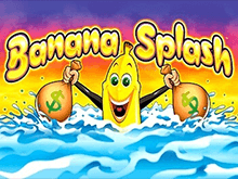 Banana Splash - игровой автомат на деньги
