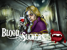 Blood Suckers - автоматы в казино Вулкан