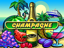 Champagne - автоматы от Адмирал