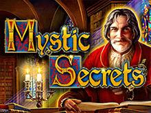 Mystic Secrets - автоматы Вулкан