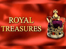 Royal Treasures - автоматы в Адмирал казино