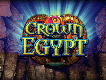 Автомат на зеркале Вулкан Корона Египта онлайн