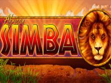African Simba - игровые автоматы в казино Вулкан