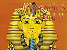 Pharaohs Gold 2 - игровые автоматы на деньги