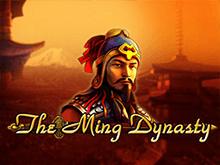 Игровые автоматы The Ming Dynasty на деньги