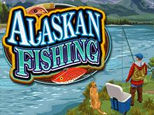 Игровой автомат Рыбалка На Аляске в казино Вулкан