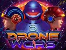 Онлайн-автомат казино Вулкан Война Дронов